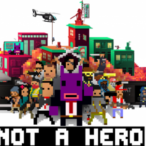 Análisis de Not a Hero para PS4
